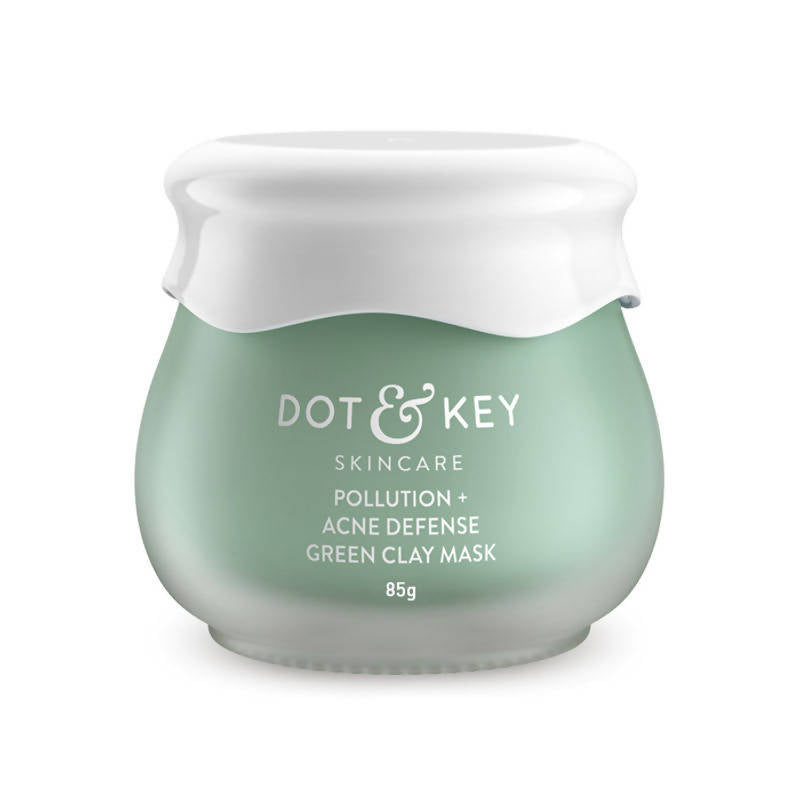 Dot & Key Acne + Pollution Defense Green Clay Mask 50ml