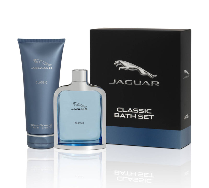 Jaguar Classic Gift Set (Eau de Toilette 100ml + Shower Gel 200ml)