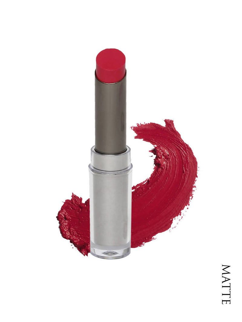 Lakme Absolute Sculpt Matte Lipstick - Red Flames