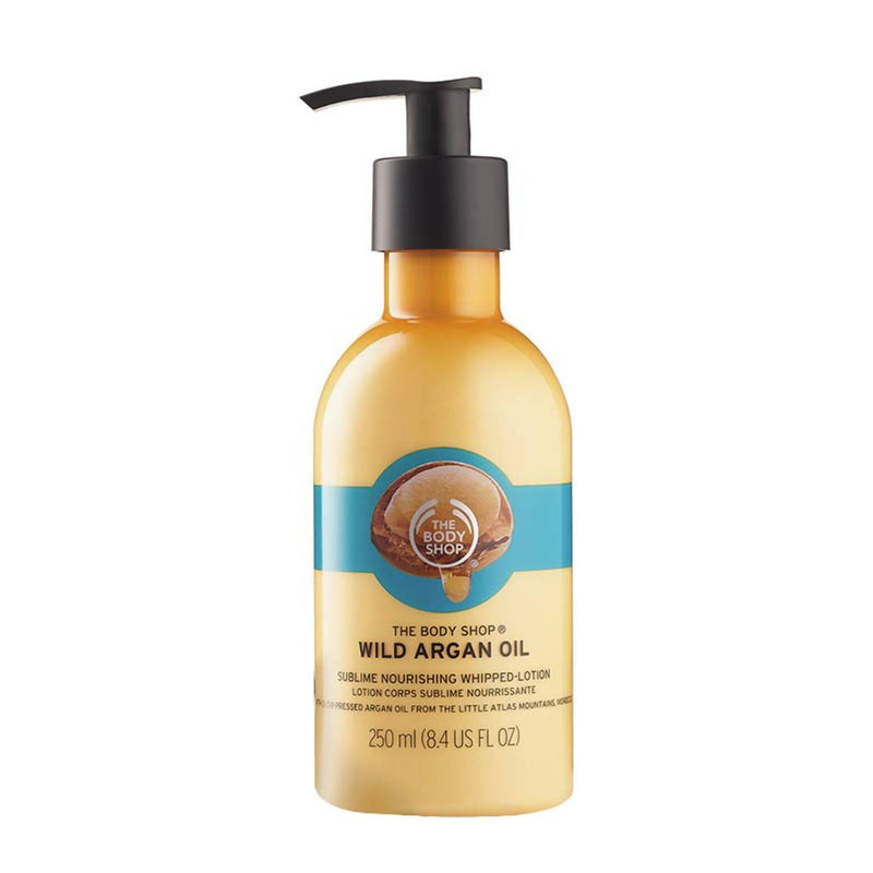 Body Shop Wild Argan Oil Body Lotion (250 ml)