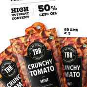 Crunchy Tomato Chips - Pack of 3