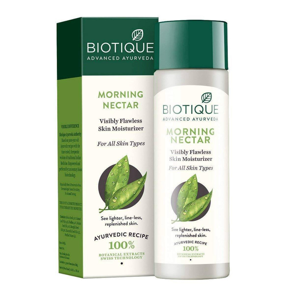 Biotique Bio Morning Nectar Flawless Lotion, 190ml