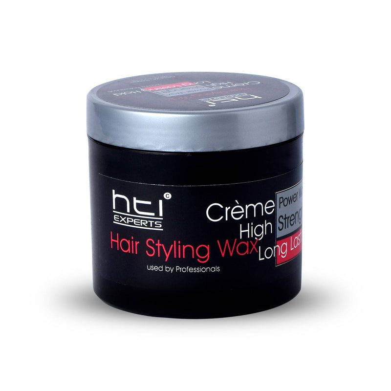 HTI Power Long Lasting Hold Hair Styling Wax, 150g