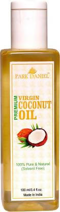Park Daniel Premium Virgin Coconut Oil(100 ml) Hair Oil (100 ml)