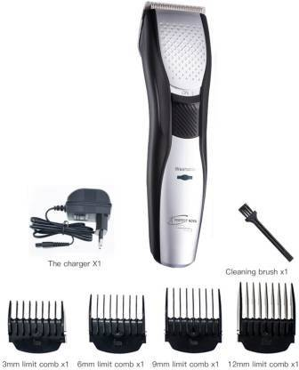 Perfect Nova (Device Of Man) PN-729 Runtime: 60 min Trimmer for Men(Silver)