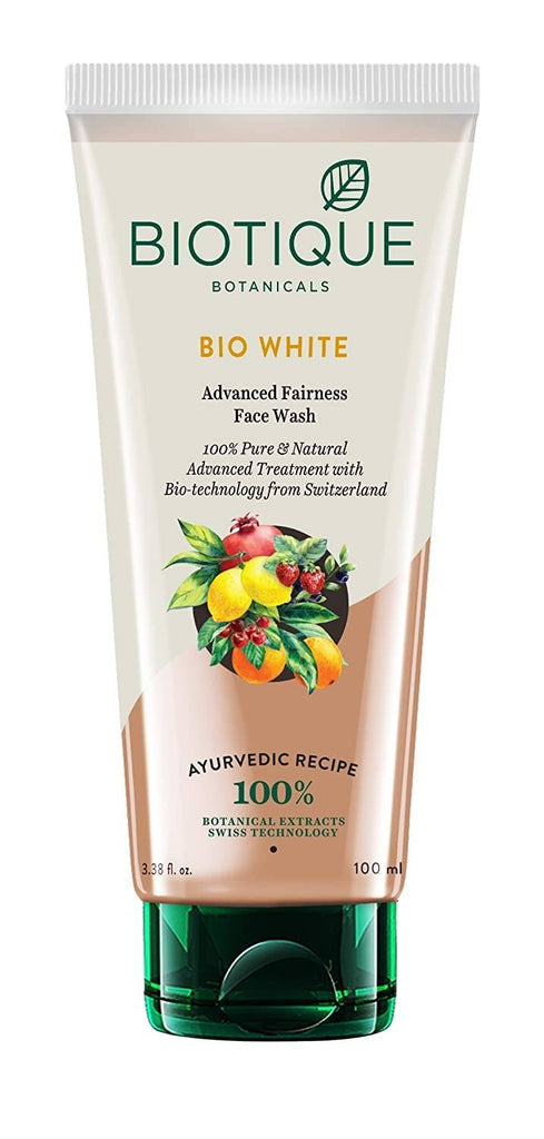Biotique Bio White Whitening And Brightening Face Wash ,100ml