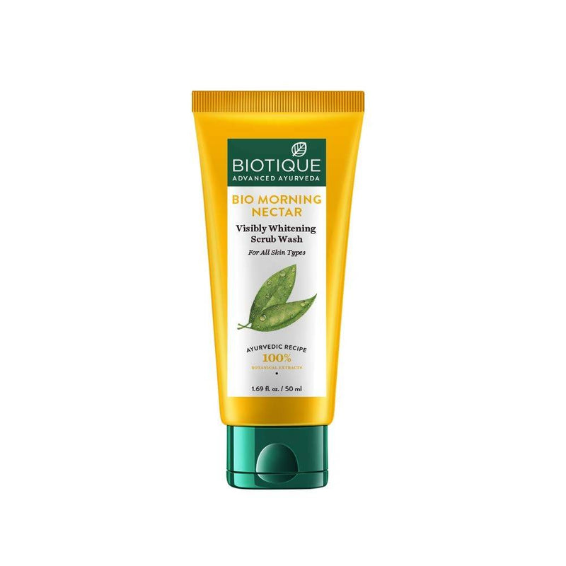 Biotique Bio MORNING NECTAR FACE WASH 50ml(flawless)