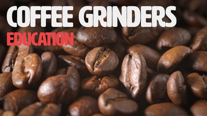 Let's talk coffee grinders!