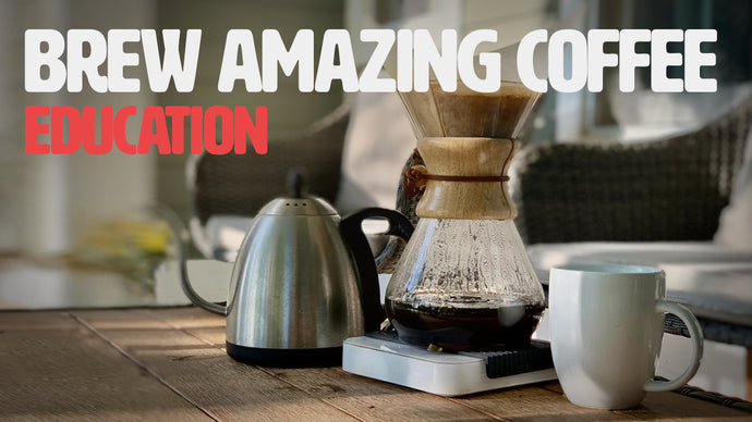 Tips for Brewing Amazing Coffee