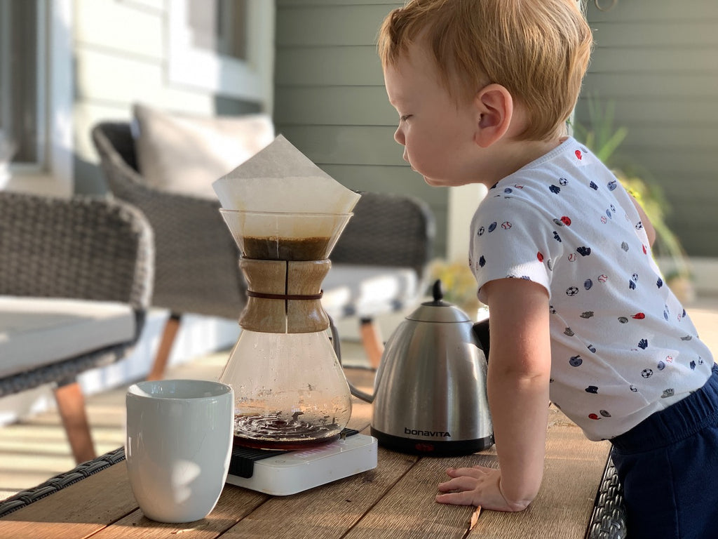 how to brew amazing decaf coffee