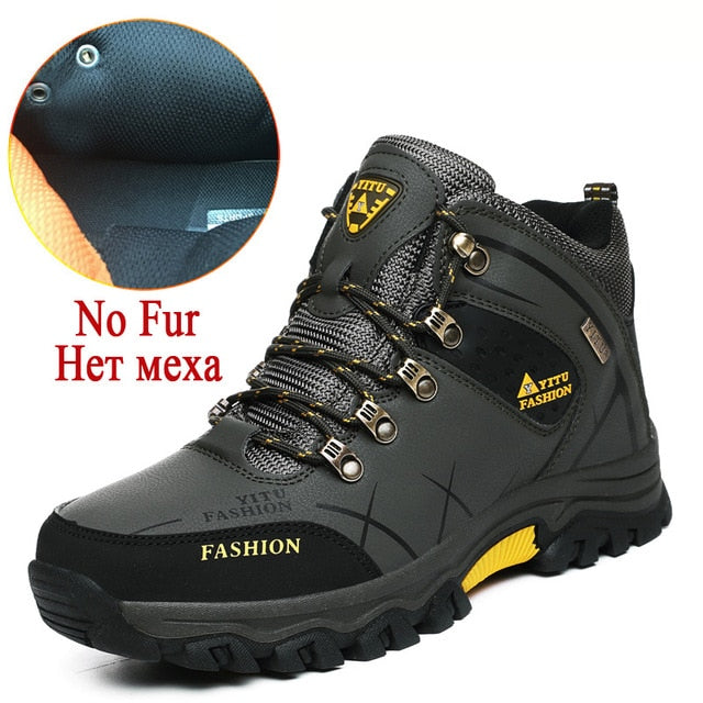 Quality Waterproof Outdoor Hiking Boots