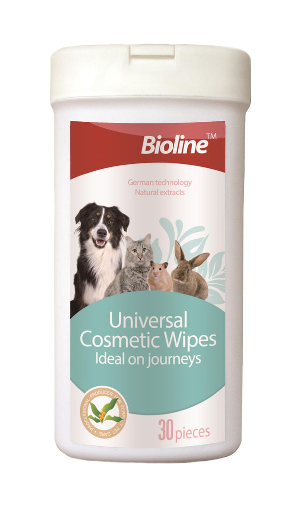 Universal Cosmetic Wipes 30pcs