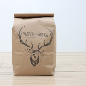Whole Bean Coffee, Wapiti Blend