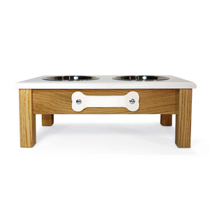"2 Bowl LX (7""H) - White Top 