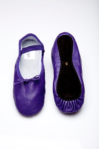 Purple Ballet Flats for Women