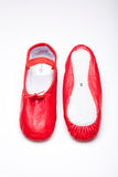 Red Ballet Flats for Women