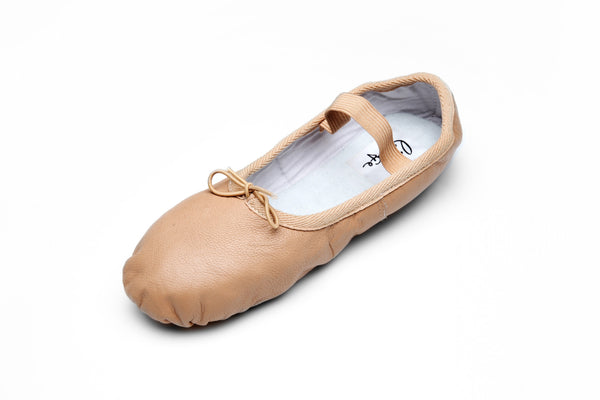 Women's Ballet Flats in Gold