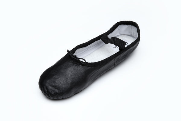 Foldable Black Ballet Flats