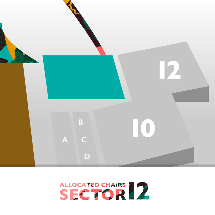 Allocated Chairs Sector 12