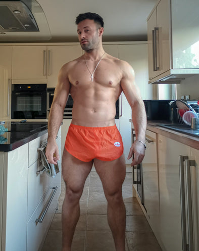 Matty Wearing AMU Extreme Shorts
