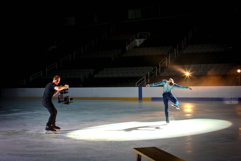 Olympics 2018: On Ice with Team USA Figure Skating, NBC and Teradek Bolt