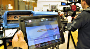Why Every Reality Production Should Monitor with iPads feat. Graveyard Carz