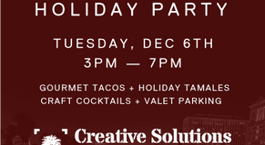 CSLA Holiday Party