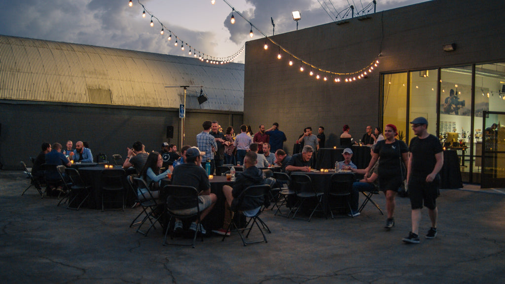 Filmmakers Come Together for an Evening of Fun, Friends and Film at Creative Solutions LA