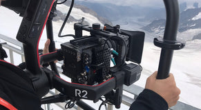 Filming at 11,000 Feet in Switzerland with Director Graham Sheldon