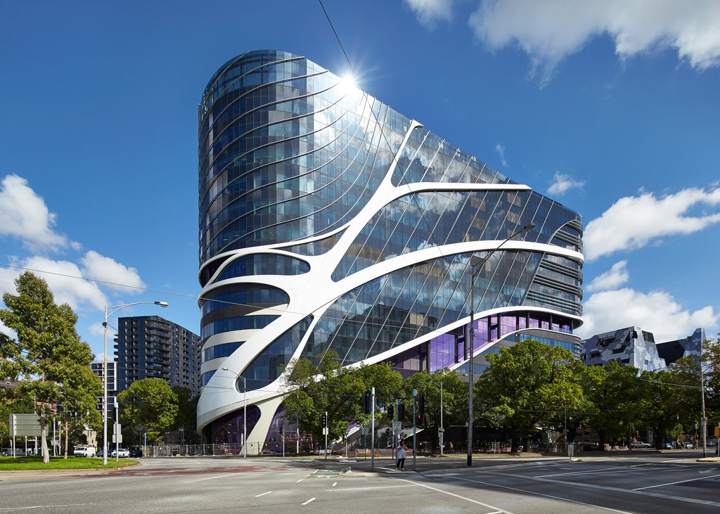 Peter Mac Centre Battles Breast Cancer With Cube