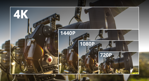 What Are 4K and UHD? And What Do They Mean for Filmmakers?