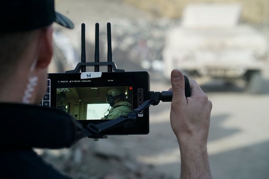 Ironclad Uses 703 Bolts for Fast-Paced & Handheld Capture with the Navy SEAL Foundation