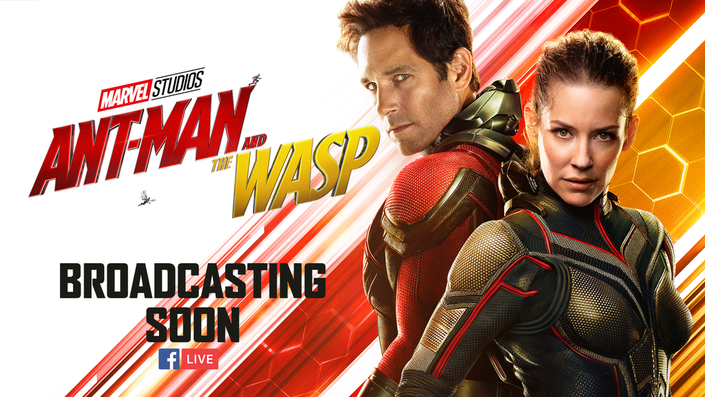 """Marvel's """"Ant-Man and the Wasp..."""
