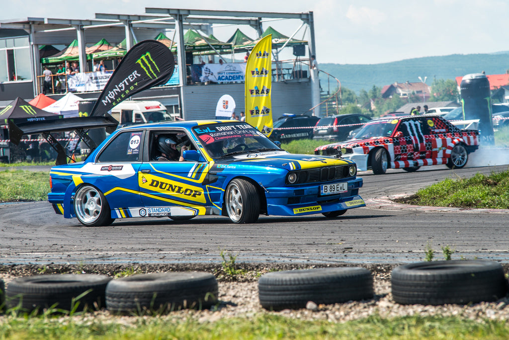 Motorsports is a growing hobby in Romania