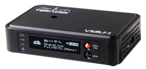 Teradek VidiU Pro Live Streaming HD Video Encoder with Bonding