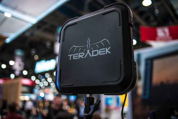 Teradek Bolt 10K at NAB 2018