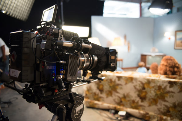 RED Dragon 6k with Teradek Bolt