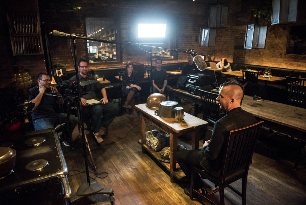 Restaurant Marc Forgione with Novel Studios