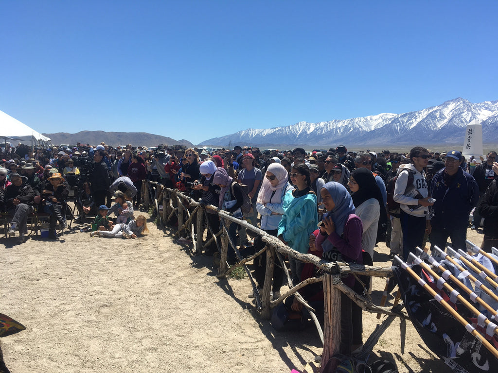 Muslims attend 75th anniversary of Manzanar pilgrimage