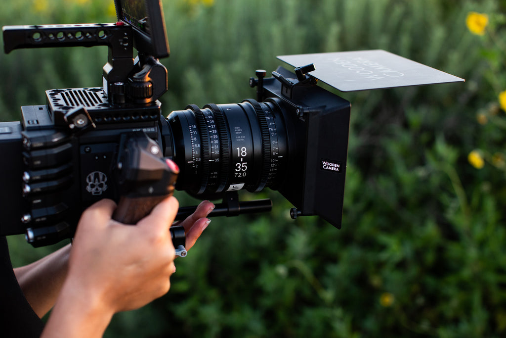 How to Choose the Right Wooden Camera Matte Box For Your