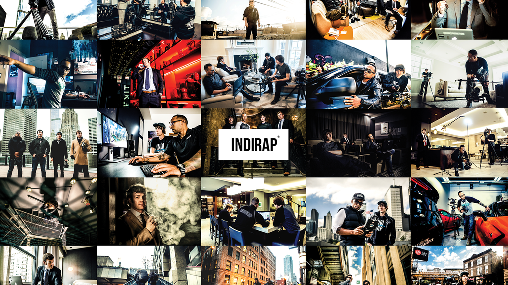 Indirap is a production company in Chicago that creates high quality commercials for corporate clients