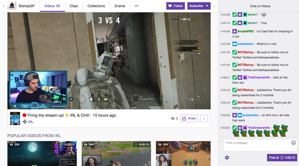 This Twitch Streamer has the Coolest Camera Setup You've