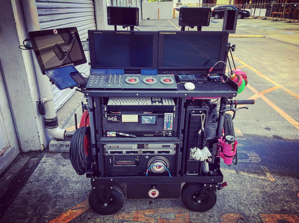 What's On DIT Michael Romano's Cart? – Teradek, LLC