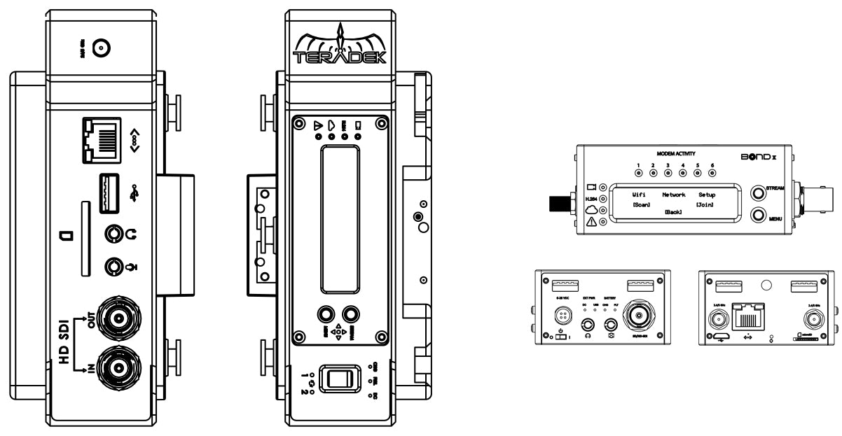 Bond Pro schematics designed to be rugged