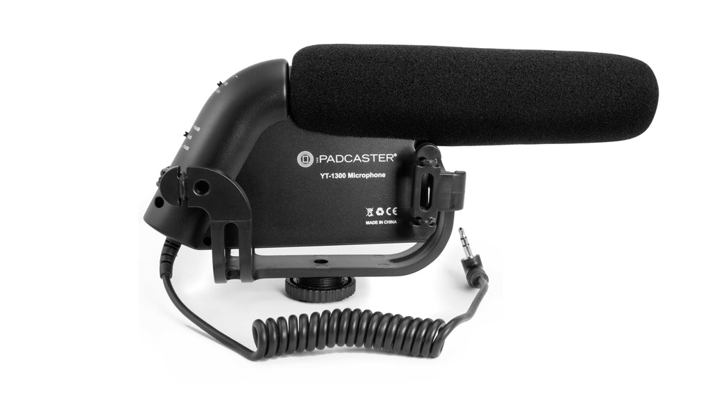 Rode's Videomic is an excellent microphone for mobile journalism