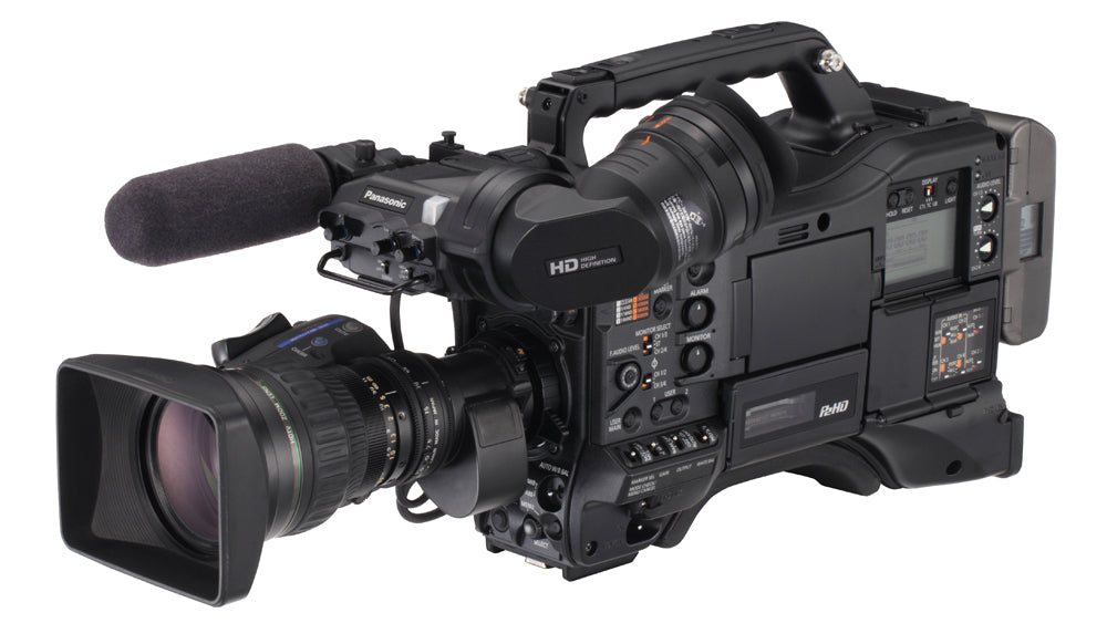 Panasonic HPX3100 used by Carlos Rodriguez