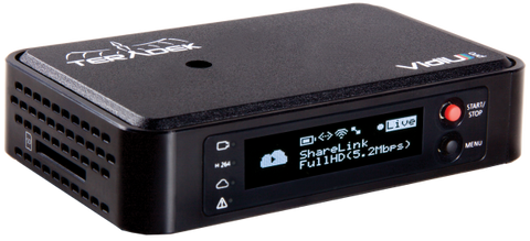 VidiU Pro with Sharelink combines cell phone connections to stream directly to streaming platforms