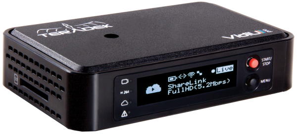 VidiU Pro is the best encoder for church streaming and connection bonding