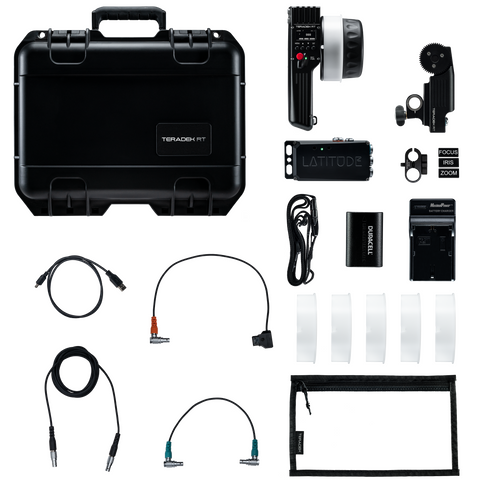 Single-Axis Wireless Lens Control Kit