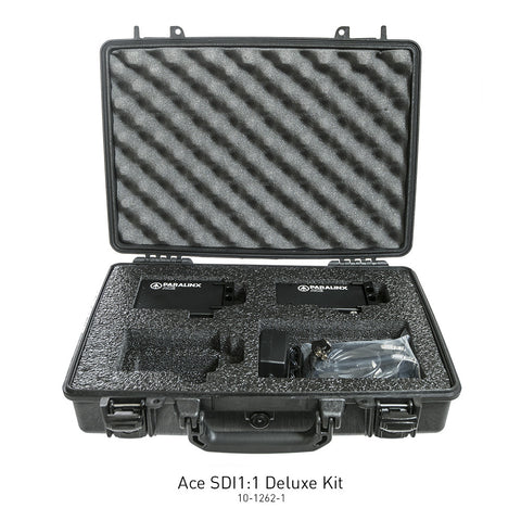 Paralinx Ace Deluxe Packages